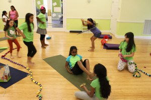 Contact our fitness studio to learn more about fitness for kids today!